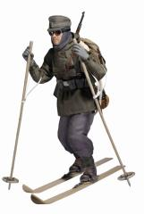 Wilhelm Engels (Gebirgsjager) - German Mountain Infantry Ski Troop, 1.Gebirgs-Division