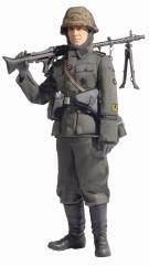 Klaas Verhaegen (Oberschutze) - Belgian Volunteer MG34 Gunner, Freiwilligen Sturmbrigade Lancemarck