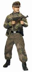 Hugo Rheinhardt (Rottenfuhrer) - Das Reich Division Panzerjager Crewman, 2.Panzerjager-Abteilung