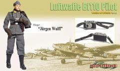 Jurgen Wulff (Flieger) - Luftwaffe Bf110 Pilot, Battle of Britain 1940