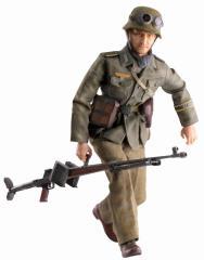 Rudolf Kierst (Schutze) - DAK Anti-Tank Gunner w/PzB39, 90.Leichte Afrika-Divison, Panzerarmee Afrika