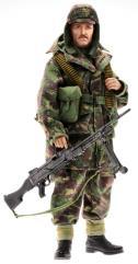 Dave Wilson (Marine) - British GPMG Gunner, 42 Commando, Royal Marines, Falklands War 1982