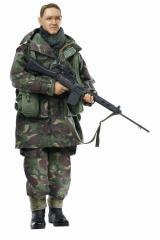 Robert Hughman (Marine) - Royal Marine Commando, 45 Commando, Falklands War 1982