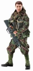 "Pete ""Snapper"" Winner - British SAS Trooper, B Squadron, Falklands War 1982"