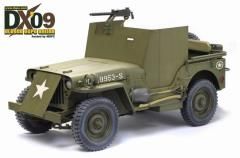 1/4 Ton 4x4 Armored Truck w/0.50 Cal