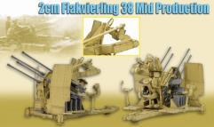 2cm Flakvierling 28 Mid Production