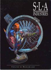 SLA Industries Core Rulebook
