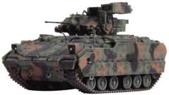 """M2A2 Bradley Infantry Fighting Vehicle - """"Big Red One"""" 1st Infantry Division"""