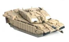 Challenger 2 Main Battle Tank w/Upgraded Armor - Royal Scots Dragoon Guards, Iraq, 2003