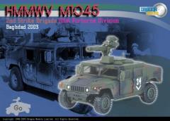 HMMWV M1045 2nd Strike Brigade, 101st Airborne Division, Baghdad 2003