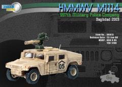 HMMWV M1114 - 977th Military Police Company, Baghdad 2003