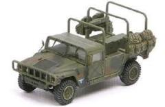 HMMWV M998 Cargo Truck - 82nd Engineer Brigade, 1st Infantry Division, Germany 2003