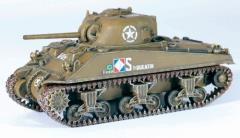 Sherman M4A4 - Free French Army 1944