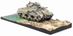Sherman Mk. III w/Base - 3rd CLY 4th Armored Brigade, Sicily 1943