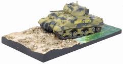 Sherman Mk. III w/Base
