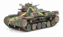 Type 97 Chi-Ha - Early Production, 3rd TC, 1 TR - Malaya 1941