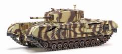 Churchill Mk.III, 145th Royal Armoured Corps, 21st Tank Brigade Junior Regiment - Tunis 1943