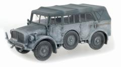 Heavy Uniform Personnel Vehicle Type 40, Unidentified Unit - Eastern Front 1941