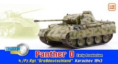 "Panther D - Early Production, 4./Pz.Rgt. ""Grossdeutschland"""
