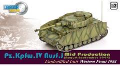 Pz.Kpfw.IV Ausf.J - Mid-Production, Western Front 1944