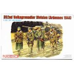 352nd Volksgenadier Division Ardennes 1944
