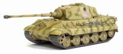 King Tiger Henschel w/Zimmerit - 3./s. H. Pz. Abt. 501, Ohrdruf Proving Ground 1944