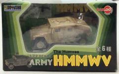 HMMWV - M1114, 1-6 Infantry, 1st Armored Division, Baghdad 2003