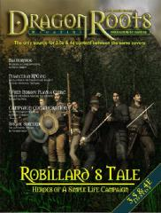 "#3 ""Robillard's Tale, Balmorphos, Suicide Sorcerer"""
