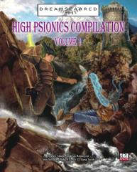 High Psionics Compilation Volume #1