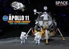 "Apollo 11 ""First Lunar Landing"" CSM + Lunar Module"