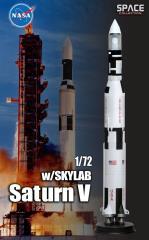 Saturn V w/Skylab (1/72)