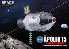 "Apollo 15 ""J-Mission"" Command & Service Module (CSM) (1/72)"