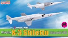 Douglas X-3 Stiletto, Edwards AFB
