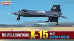 North American X-15 No.2 First Flight