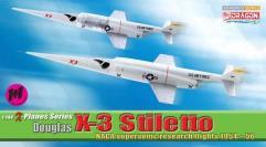 Douglas X-3 Stiletto - NACA Supersonic Research FlightS 1954-56