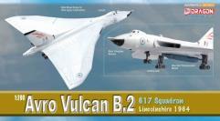 Avro Vulcan B.2 - 617 Squadron Lincolnshire 1964