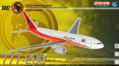 TAAG Angola Airlines B777-200 - D2-TEE