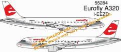 Eurofly A320 - I-EEZD