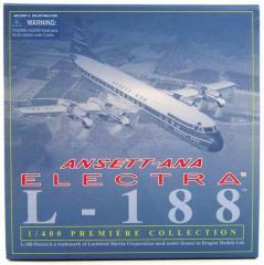Ansett-ANA L-188 - VH-RMA