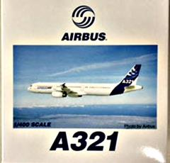 Airbus A321 New Livery Corporate Model