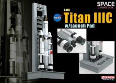Titan IIIC w/Launch Pad (1/400)