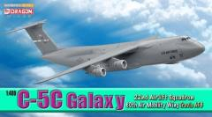 C-5C Galaxy - 22nd Airlift Squadron, 60th Air Mobility Wing Travis AFB