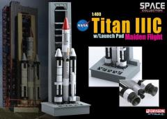 Titan IIC w/Launch Pad - Maiden Flight (1/400)