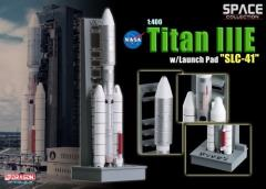 "Titan IIE w/Launch Pad ""SLC-41"" (1/400)"