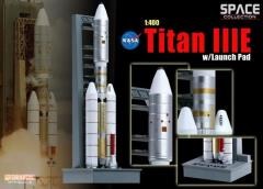 Titan IIE w/Launch Pad (1/400)