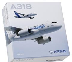 Airbus A318 - 2011 Livery (Corporate Model)