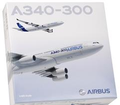 Airbus A340-300 - 2011 Livery (Corporate Model)