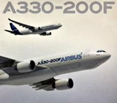 Airbus A330-200F - 2011 Livery (Corporate Model)
