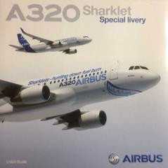 Airbus A320 w/Sharklet (Corporate Model)