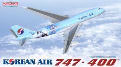 """Korean Air 747-400 - HL-7491 """"Starcraft"""""""